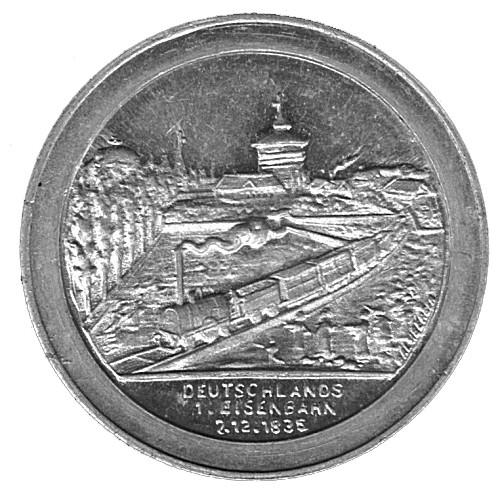Germany 200 Pfennig (1921 Nürnberg-Fürth)