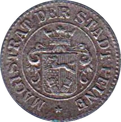 Germany 1 Pfennig  (Peine)