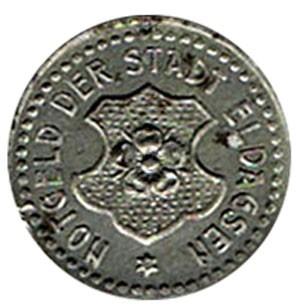 Germany 1 Pfennig  (1920 Eldagsen)