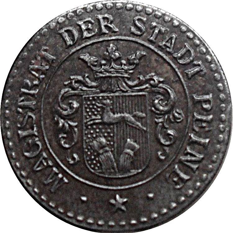 Germany 10 Pfennig  (Peine)