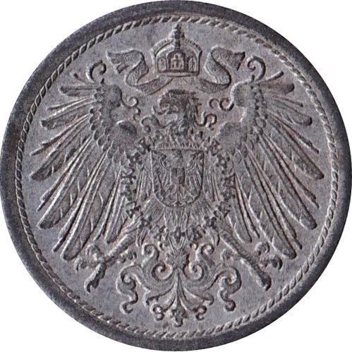 Germany 10 Pfennig  (1917-1922 Wilhelm II)