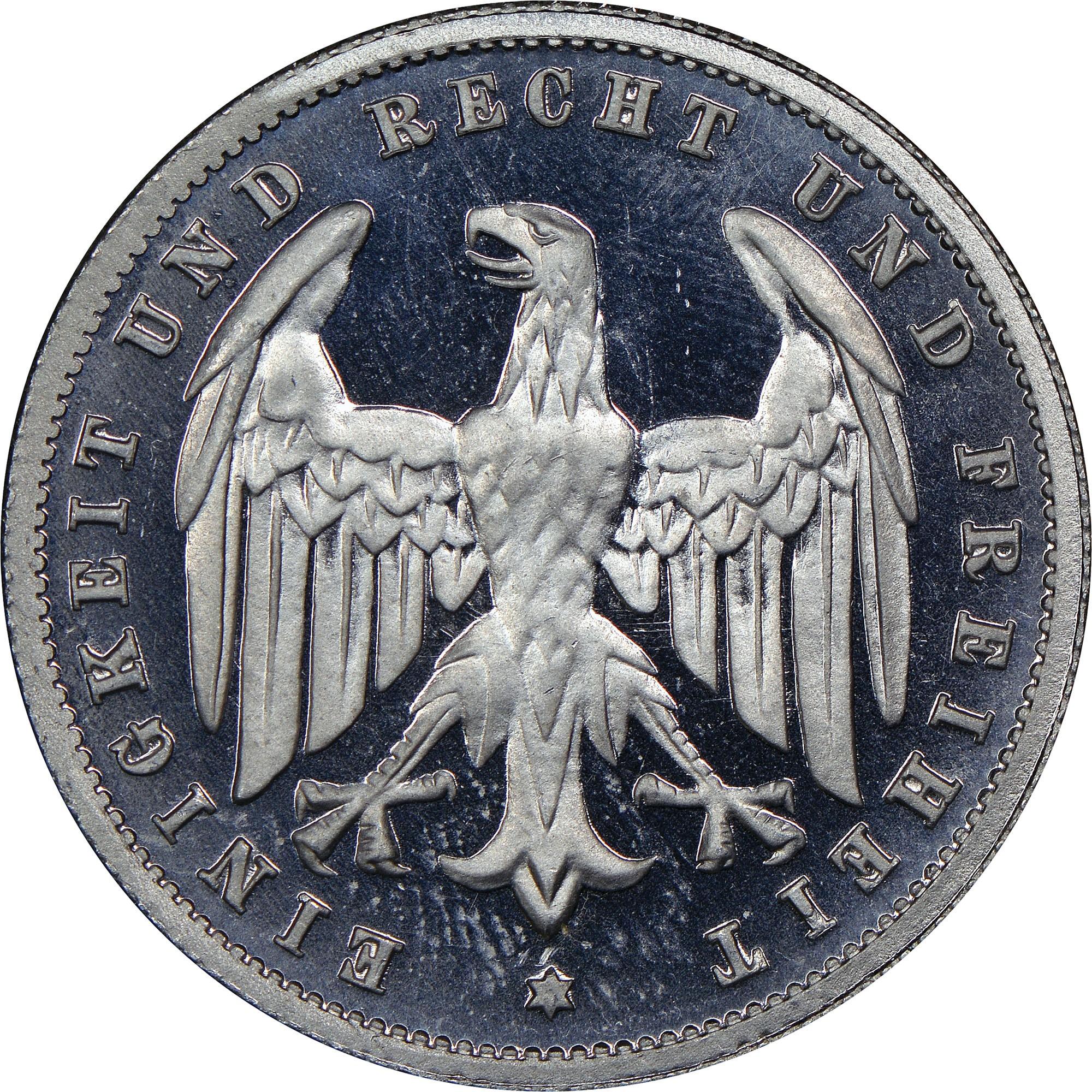 Germany 500 Mark  (1923)