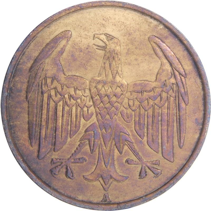 Germany 4 Reichspfennig (1932)