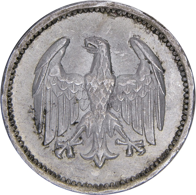 Germany 1 Mark (1924-1925)