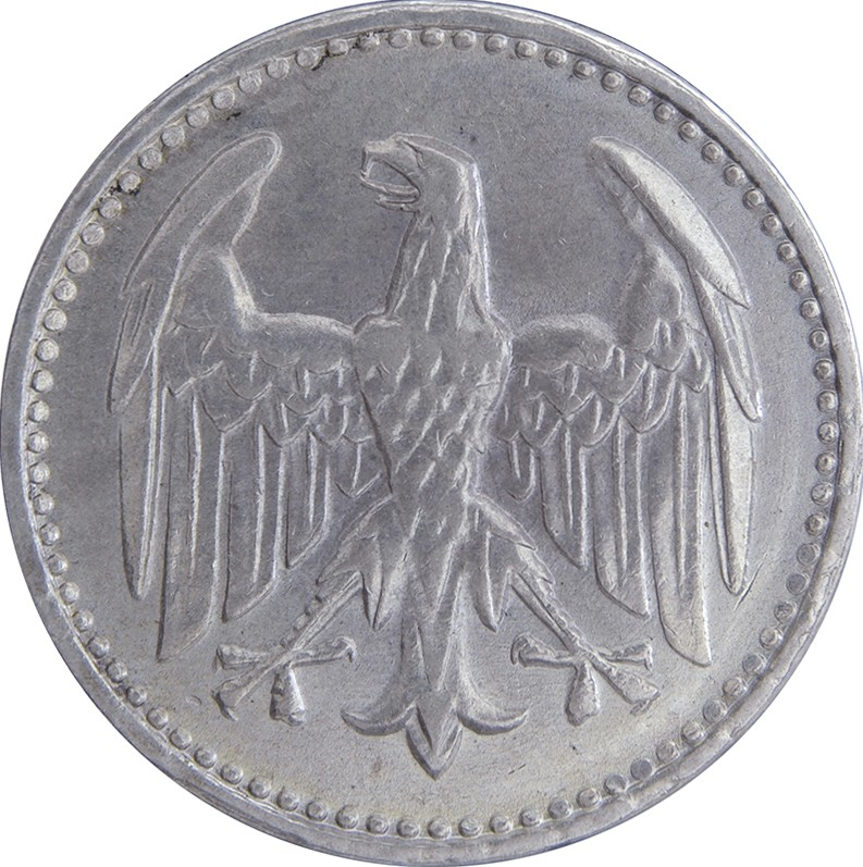 Germany 3 Mark (1924-1925)