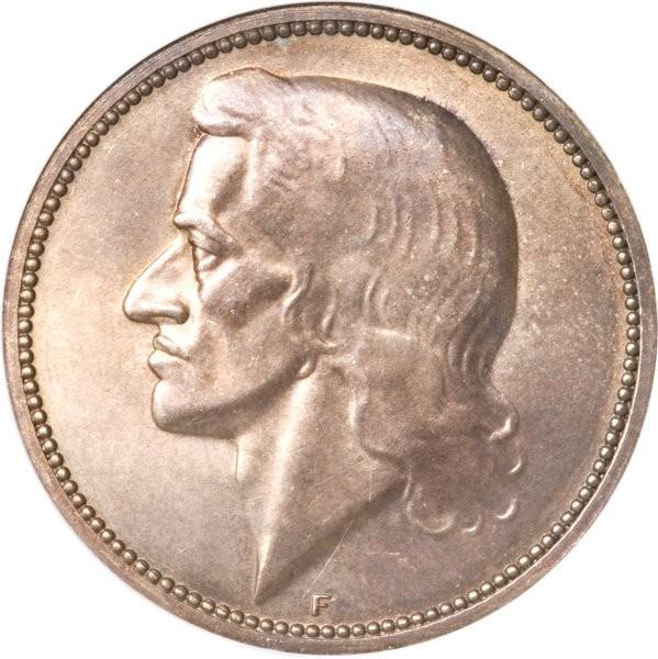 Germany 5 Reichsmark (1926 Friedrich von Schiller)