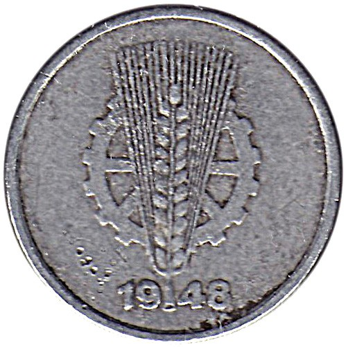 Germany 1 Pfennig (1948-1950)