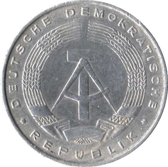 Germany 5 Pfennig (1968-1990)