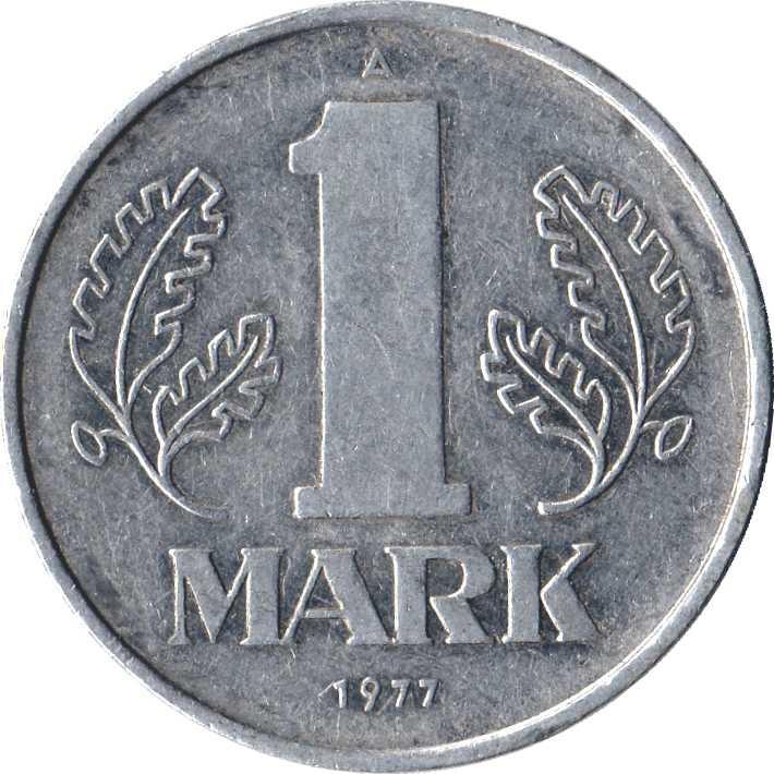 Germany 1 Mark (1972-1990)