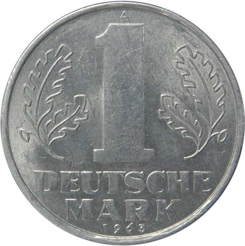 Germany 1 Deutsche Mark (1956-1963)