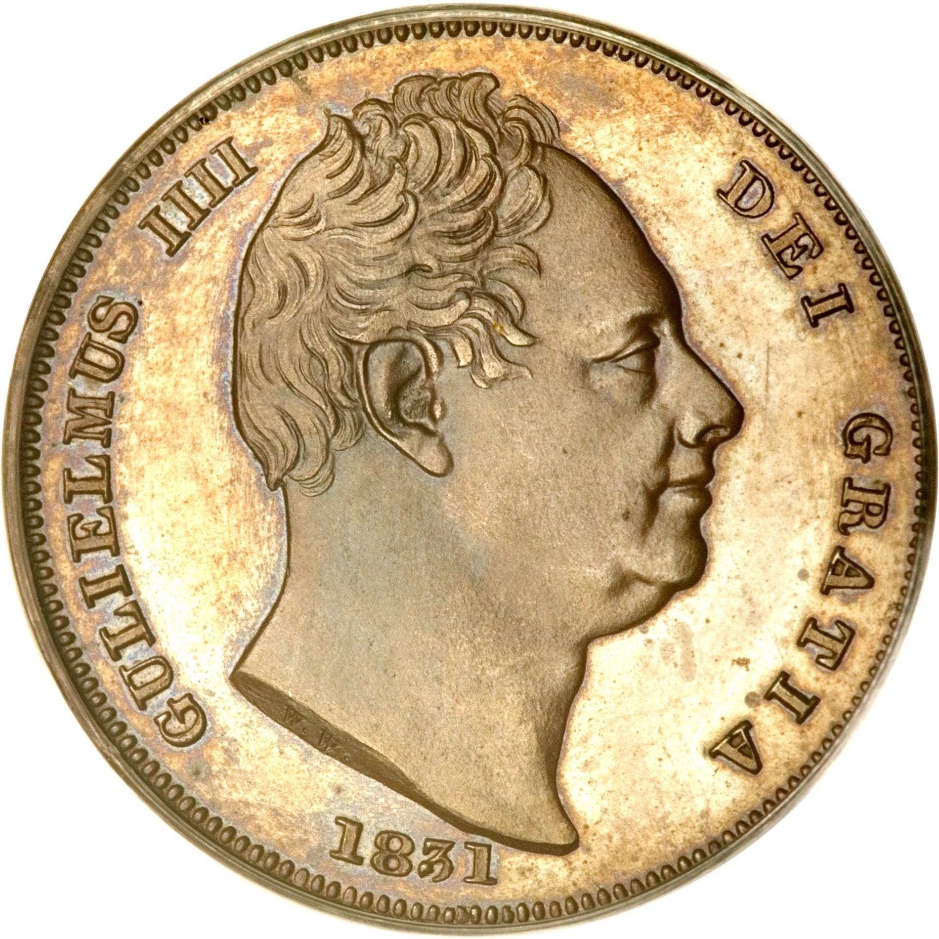 British 1 Farthing (1831-1837 William IV)