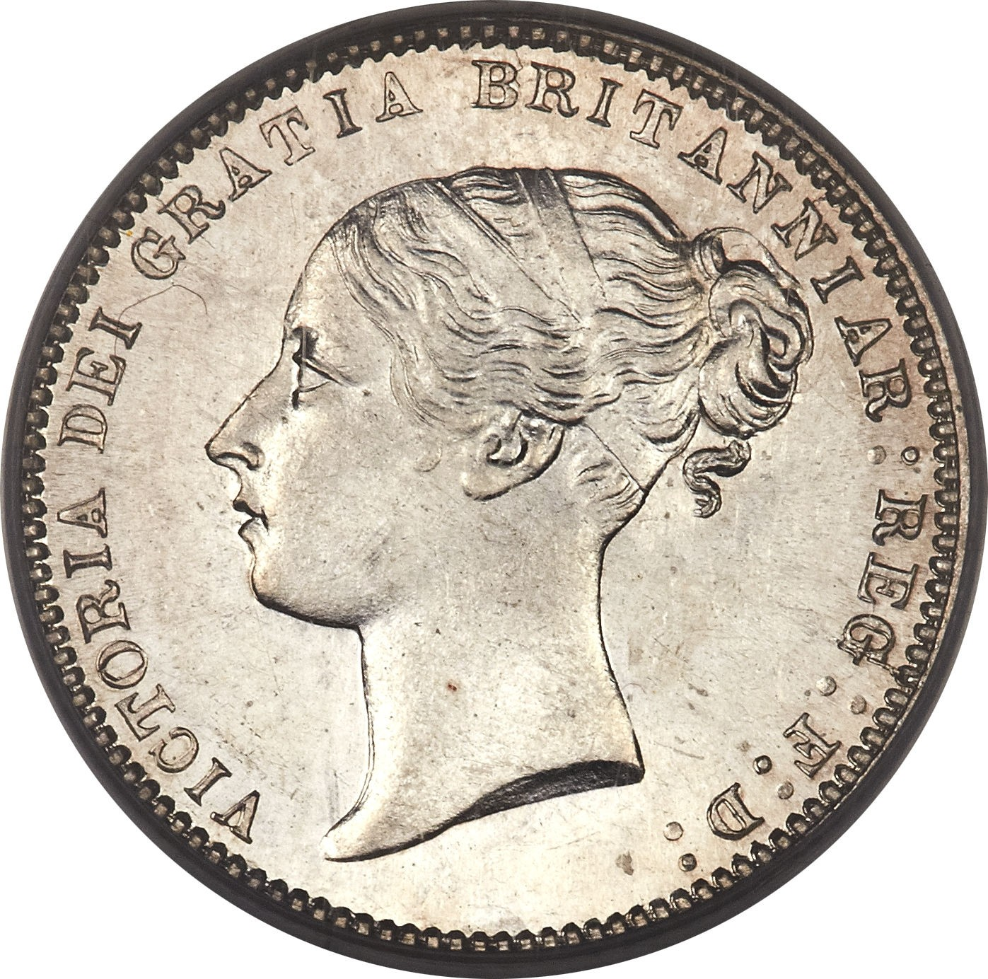 British 6 Pence (1867-1880 Victoria)