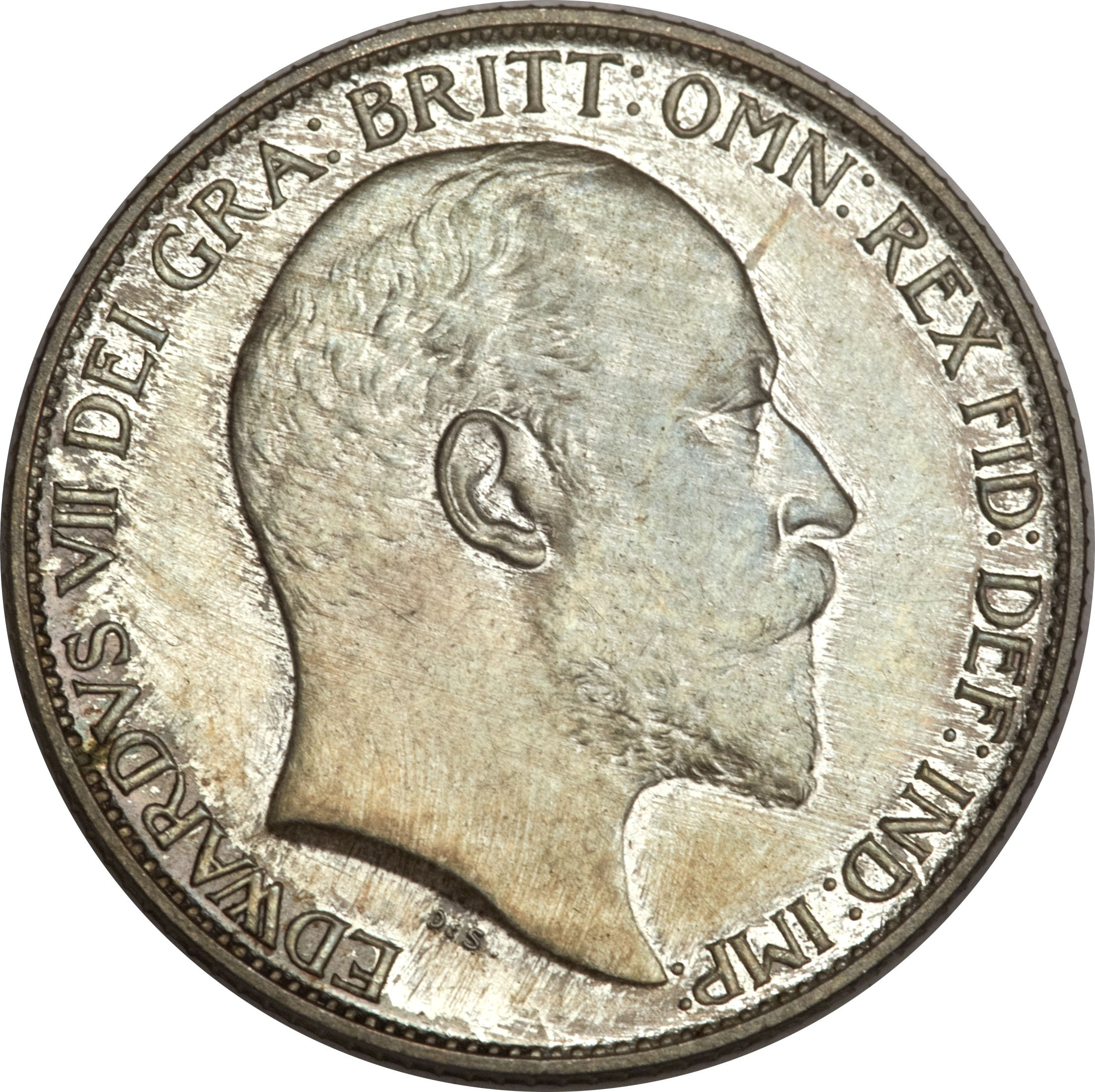 British 6 Pence (1902-1910 Edward VII)