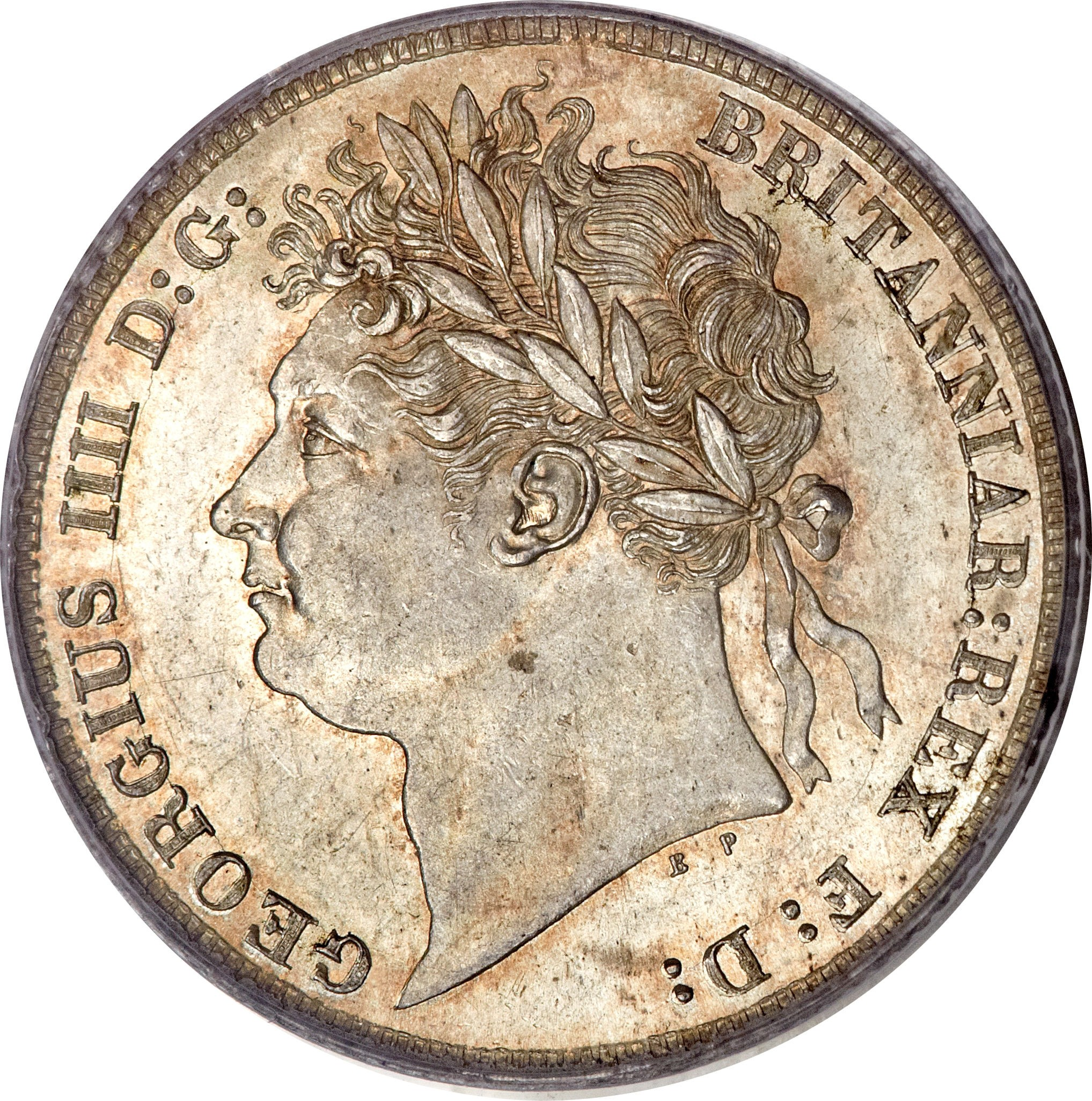 British 1 Shilling (1823-1825 George IV)