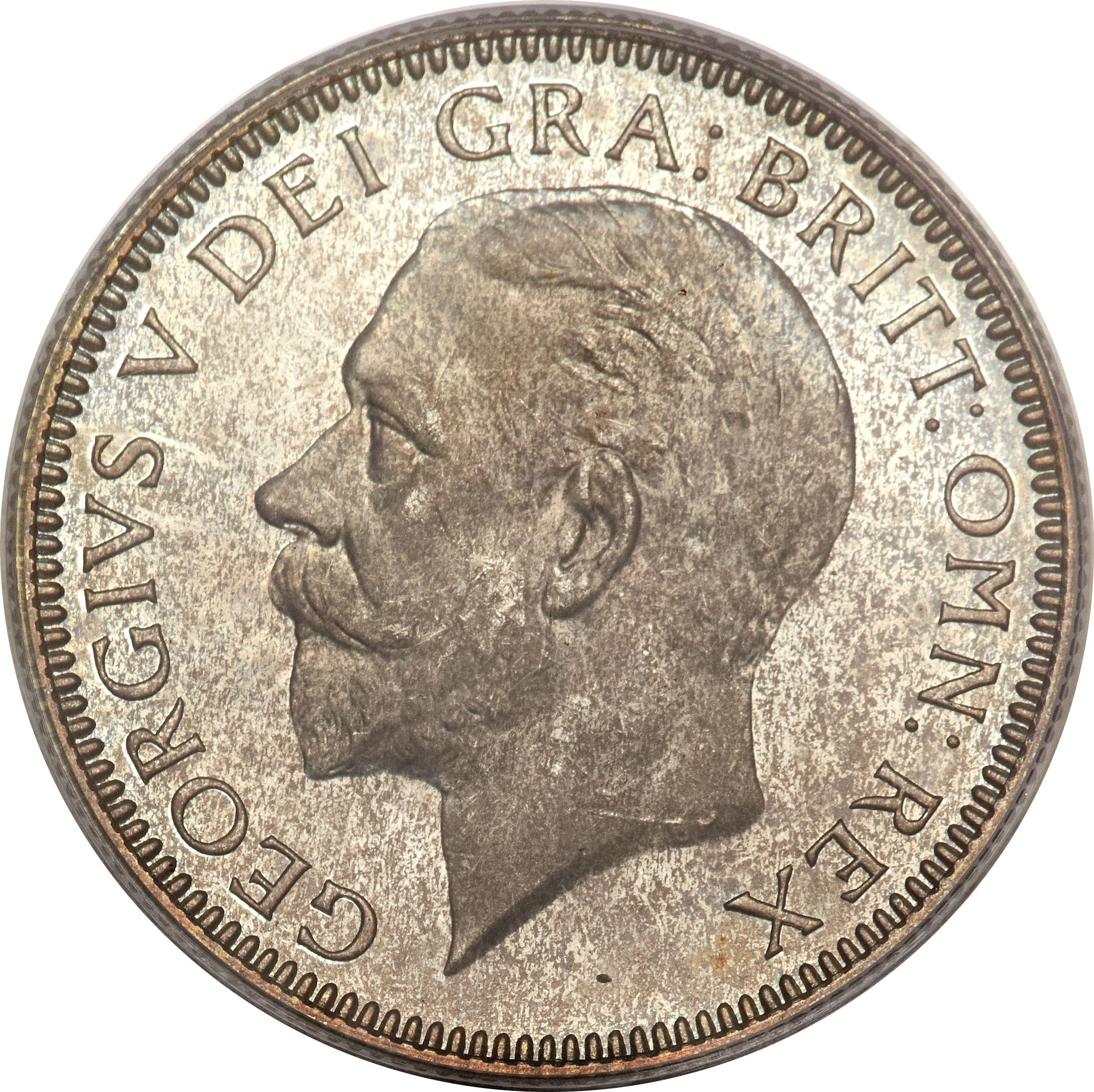 British 1 Shilling (1927-1936 George V)