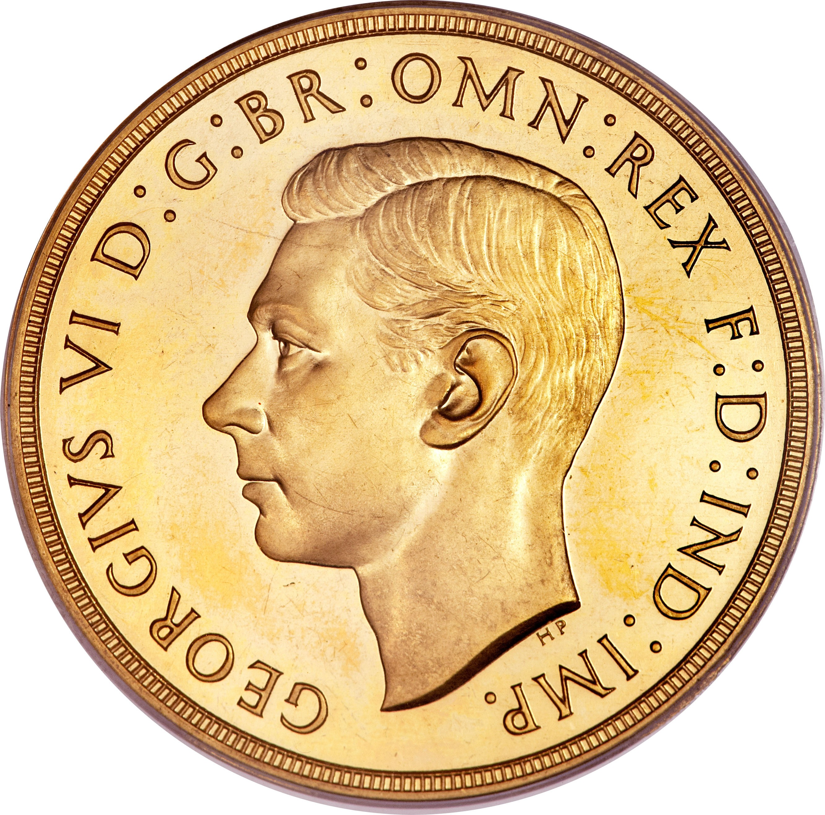 British 5 Pounds (1937 George VI)