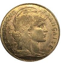 France 10 Francs (1899-1914)