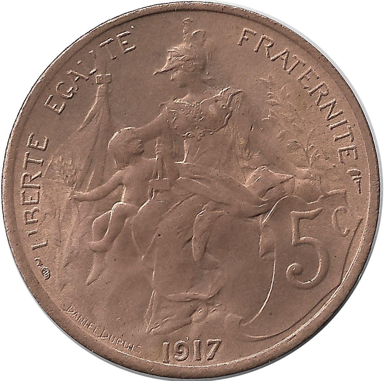 France 5 Centimes (1897-1921)