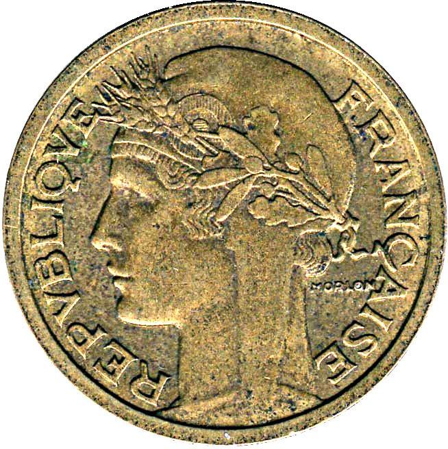 France 1 Franc (1931-1941)
