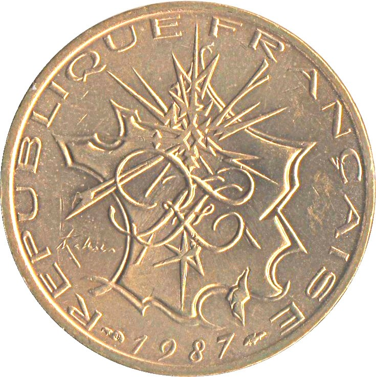 France 10 Francs (1974-1987 Mathieu)