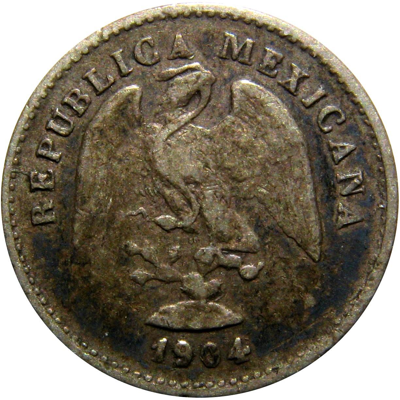 Mexico 5 Centavos (1898-1905)