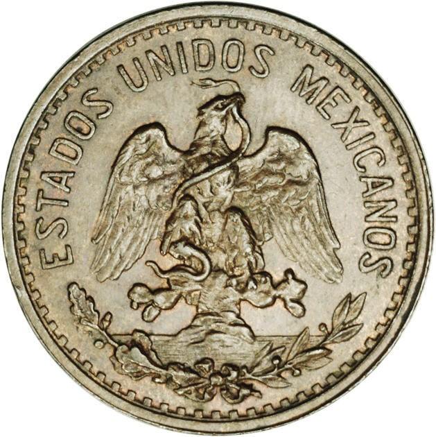Mexico 2 Centavos (1905-1941)