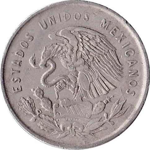 Mexico 5 Centavos (1950)