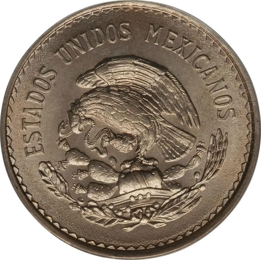 Mexico 10 Centavos (1936-1946)