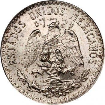 Mexico 20 Centavos (1920-1943)