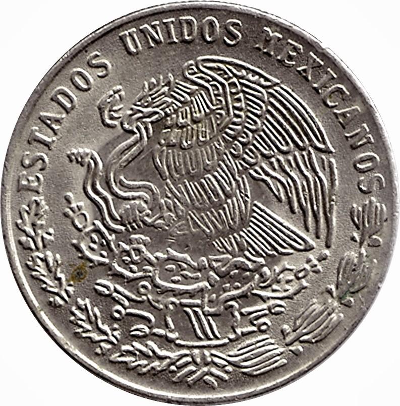 Mexico 20 Centavos (1974-1983)