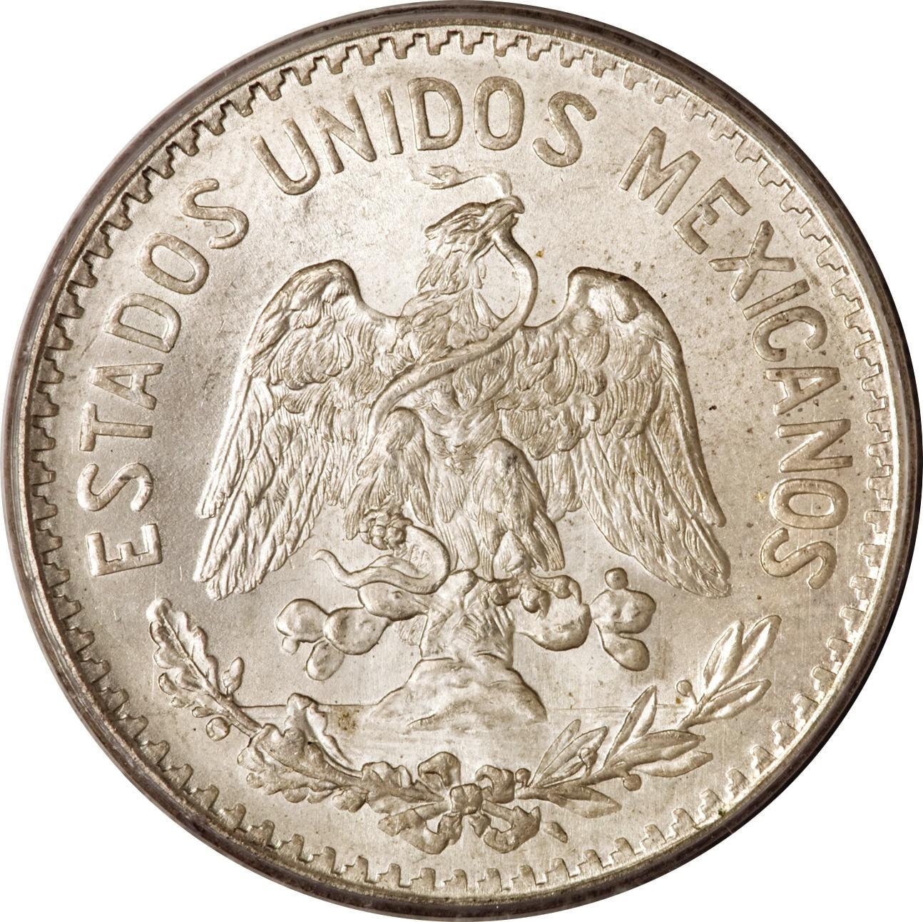 Mexico 50 Centavos (1905-1918)