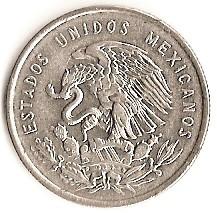 Mexico 50 Centavos (1950-1951)