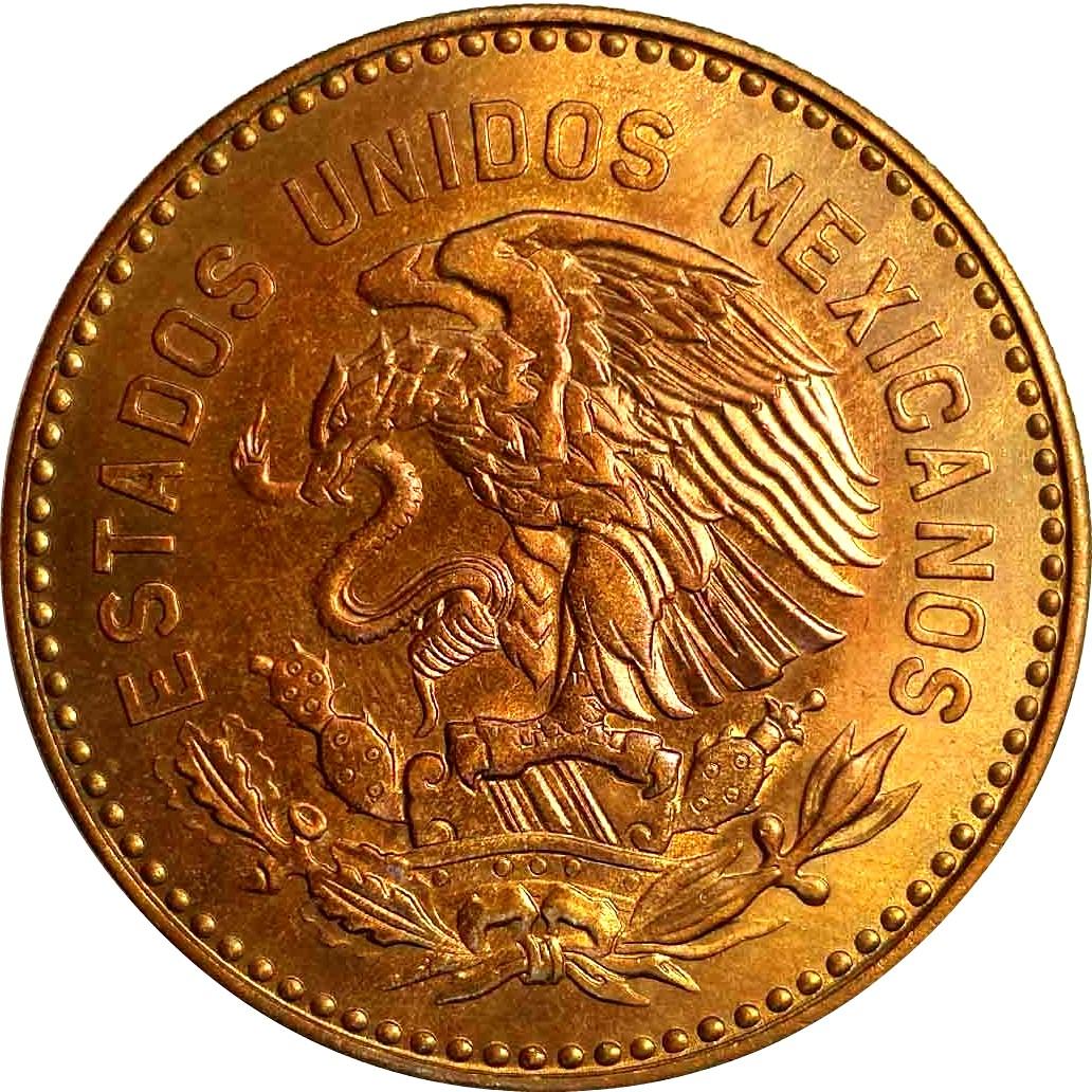 Mexico 50 Centavos (1955-1959)