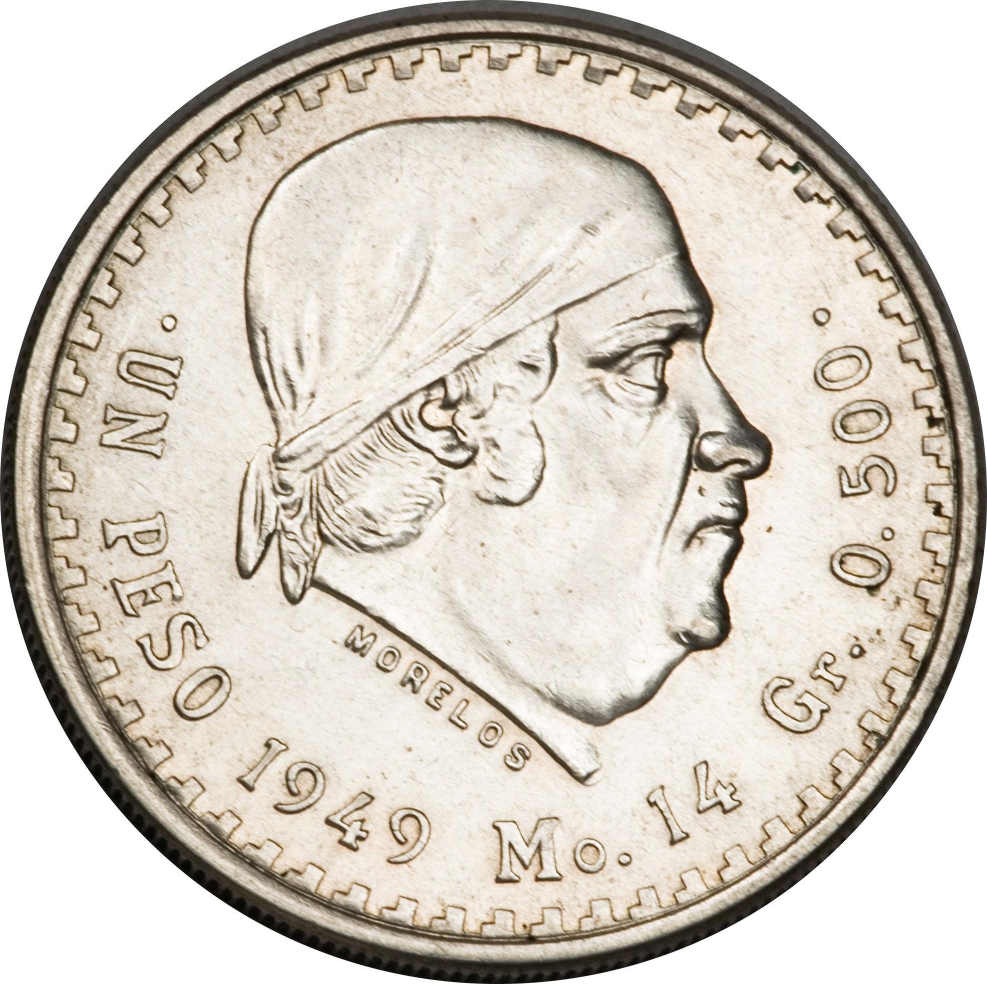 Mexico 1 Peso (1947-1949)