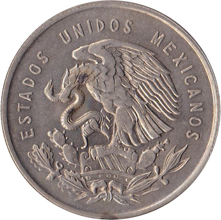 Mexico 1 Peso (1950)