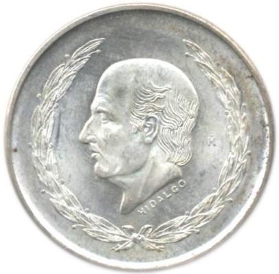 Mexico 5 Pesos (1951-1954)