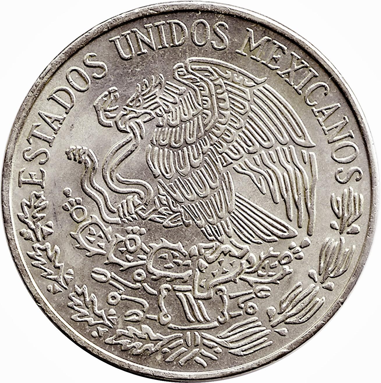 Mexico 5 Pesos (1971-1978)