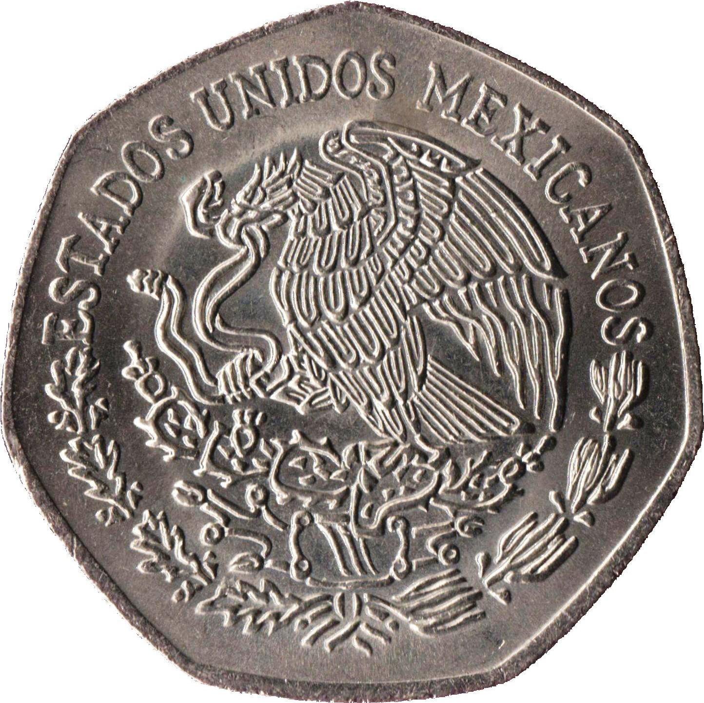 Mexico 10 Pesos (1974-1985)