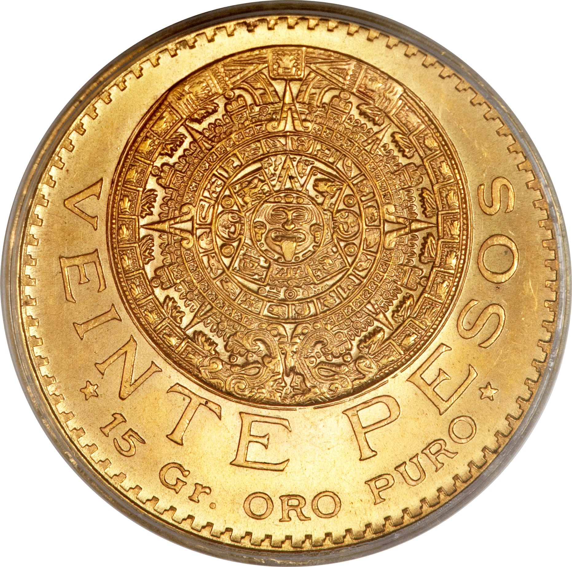 Mexico 20 Pesos (1917-1959)