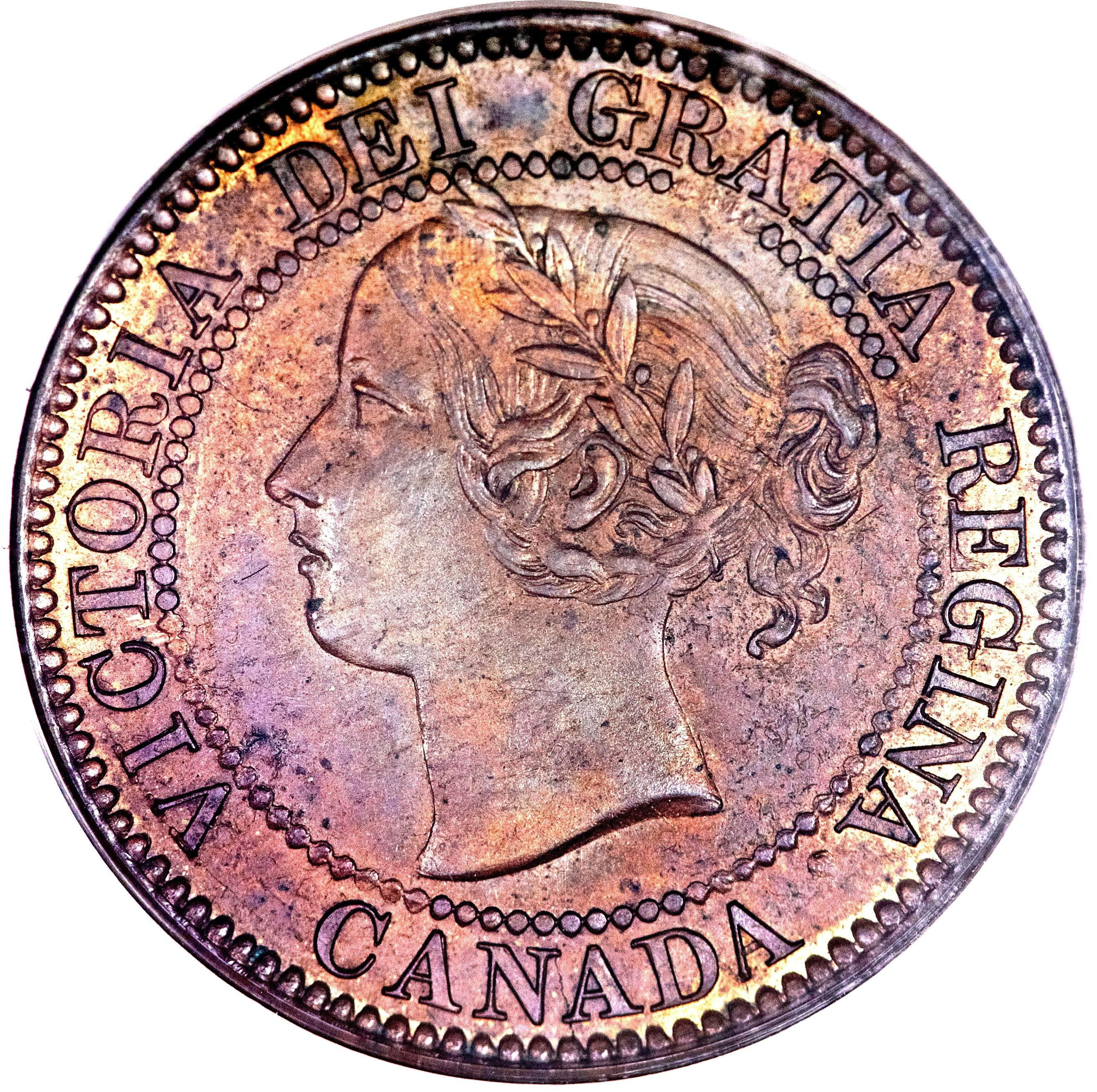 Canada 1 Cent (Victoria)