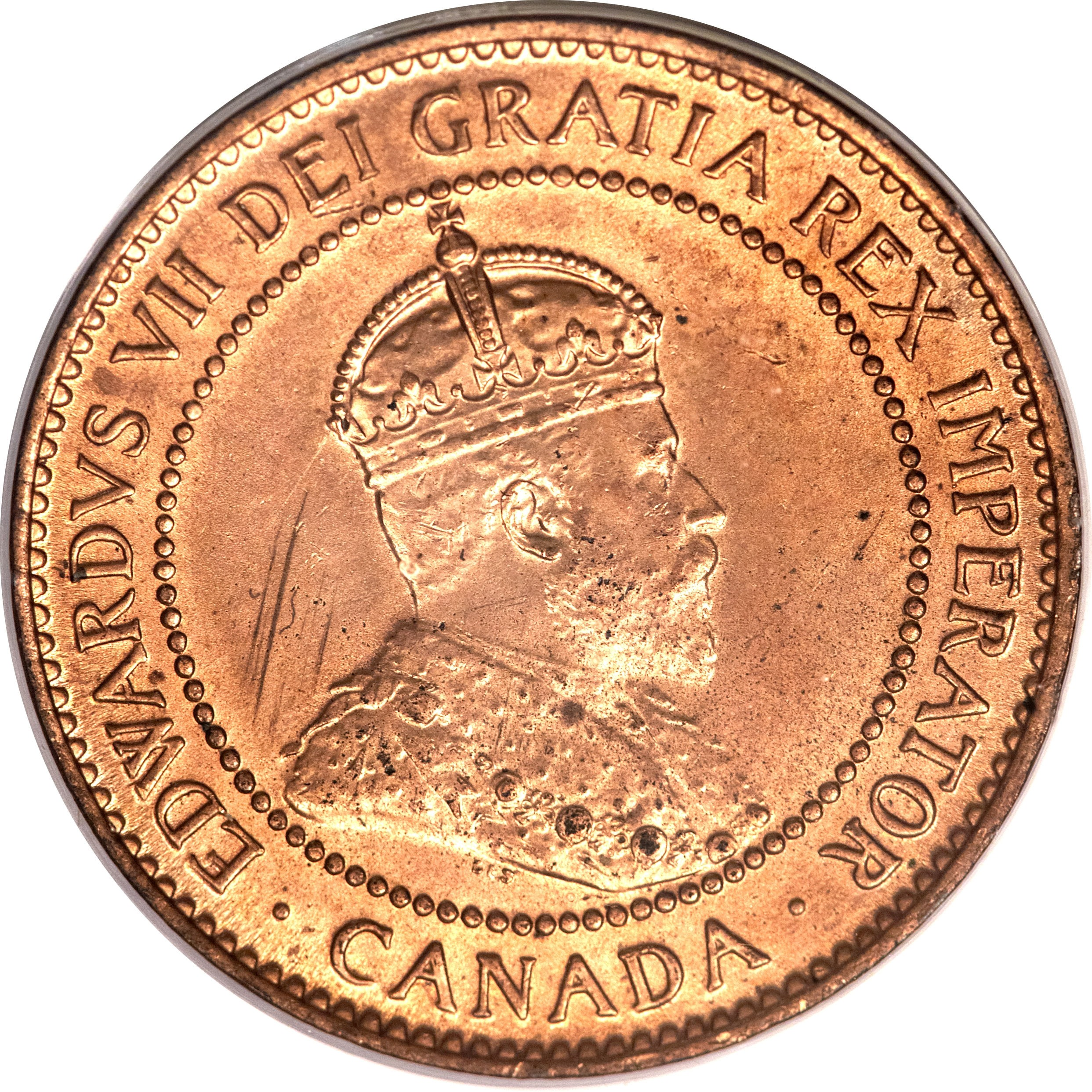 caobbb_Canada 1 Cent (1902-1910 Edward VII) - Foreign Currency