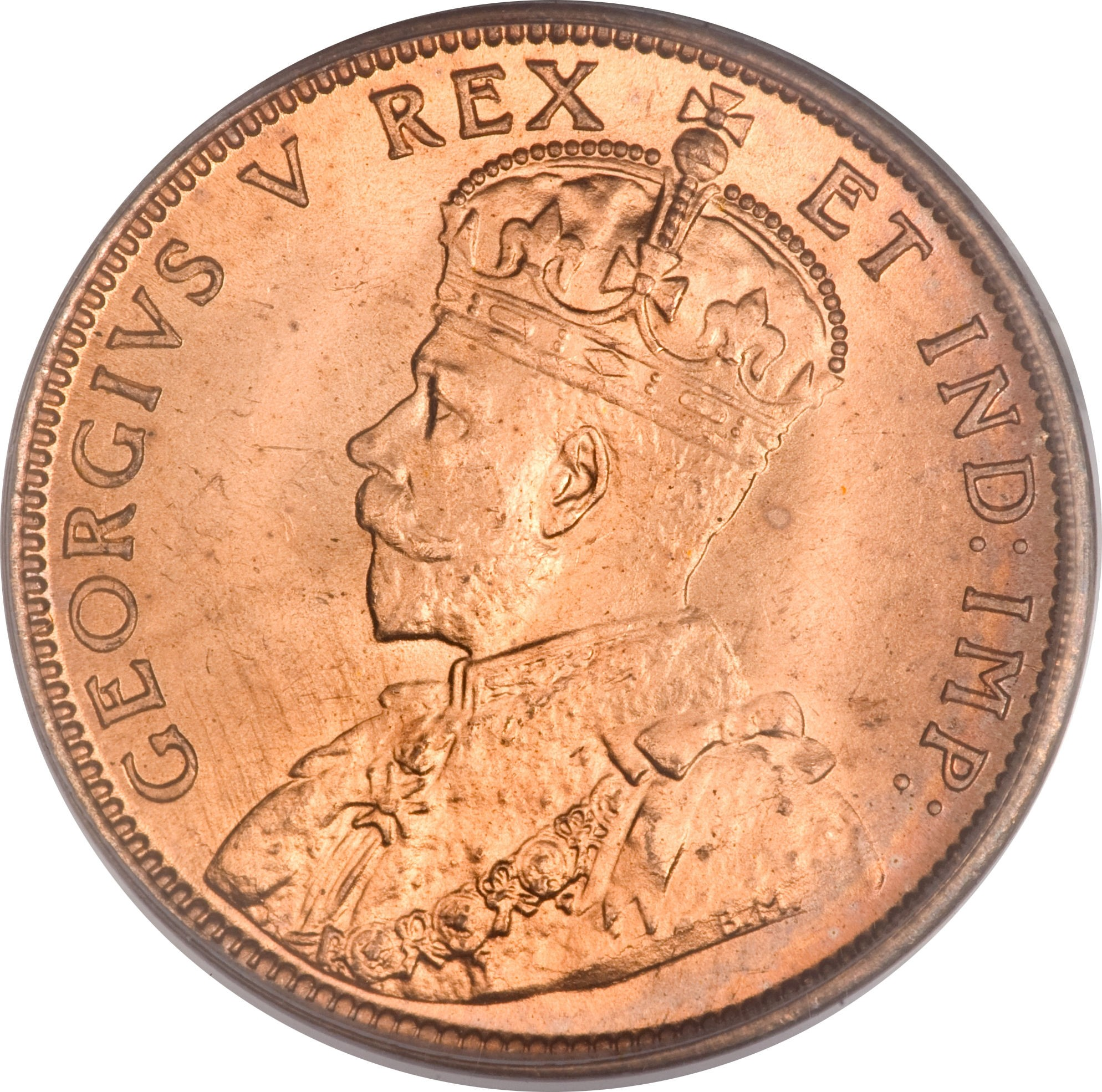 Canada 1 Cent (1911 George V)