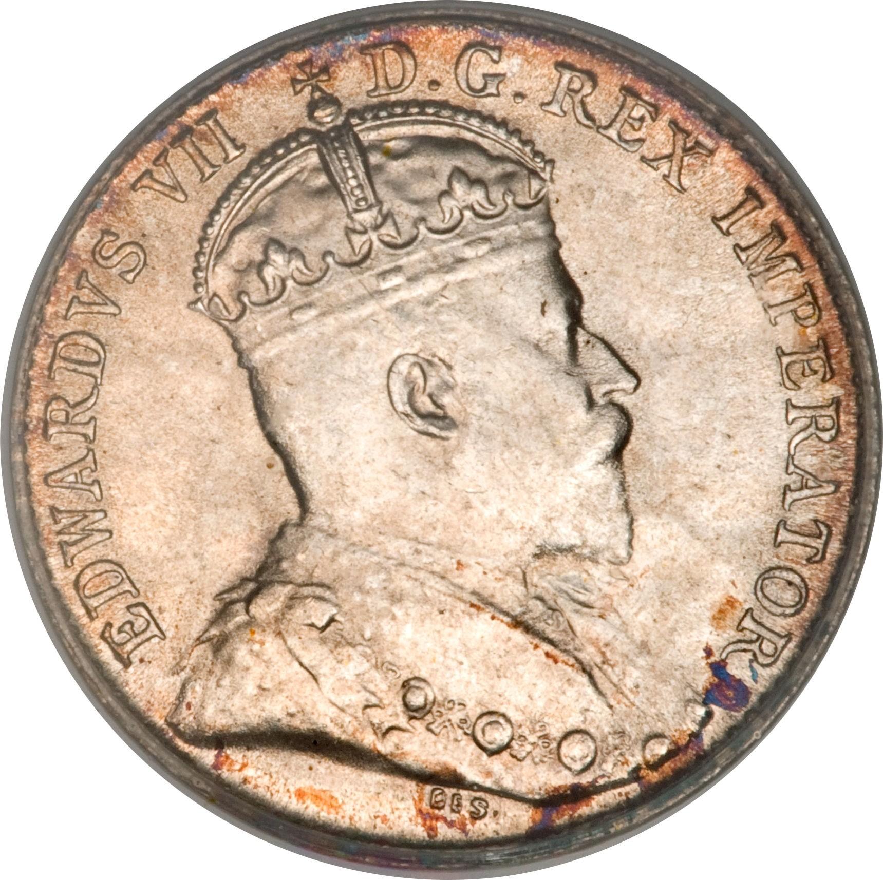 Canada 5 Cents (1902 Edward VII)