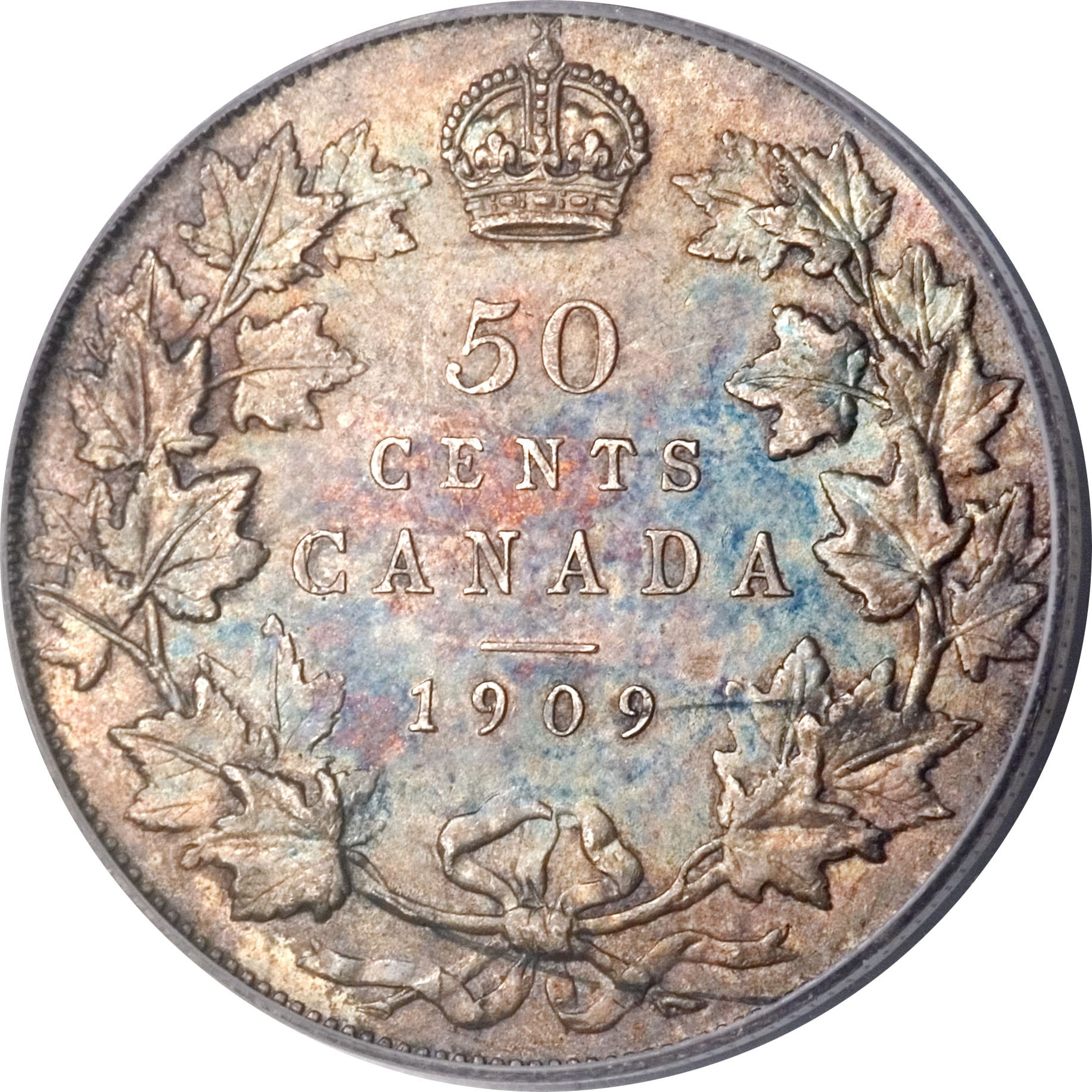 Canada 50 Cents (1902-1910 Edward VII)