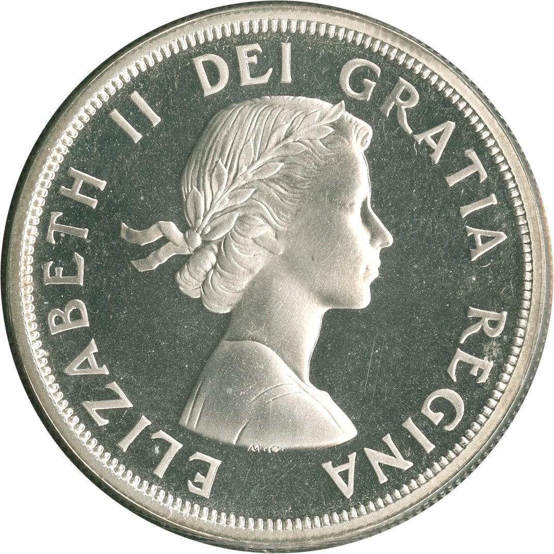 Canada 1 Dollar (1964 Elizabeth II Confederation Conferences)