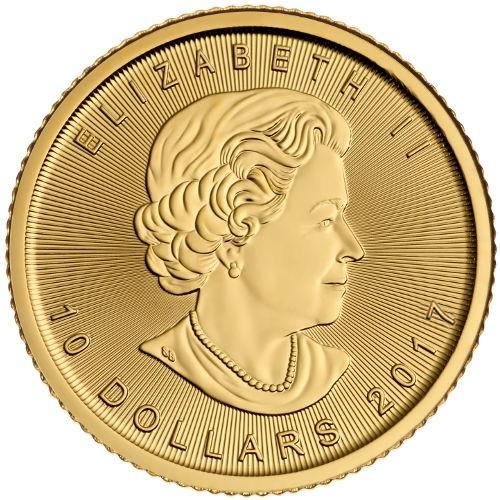 Canada 10 Dollars (2016-2019 Elizabeth II)
