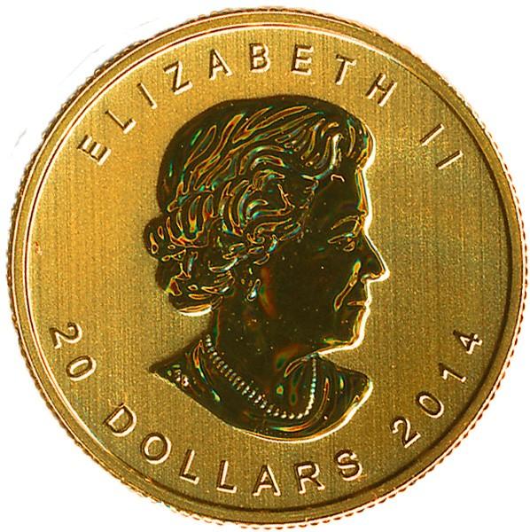 Canada 20 Dollars (2004-2014 Elizabeth II)