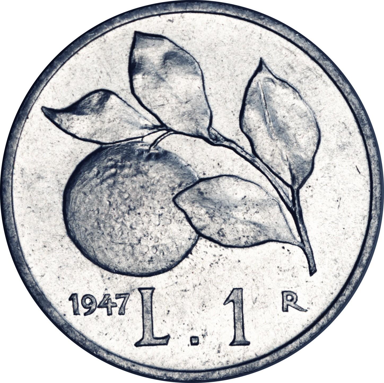 Italy 1 Lira (1946-1950)