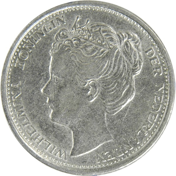 Netherlands 10 Cents  (1904-1906 Wilhelmina)