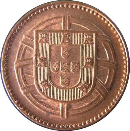 Portugal 1 Centavo (1917-1922)